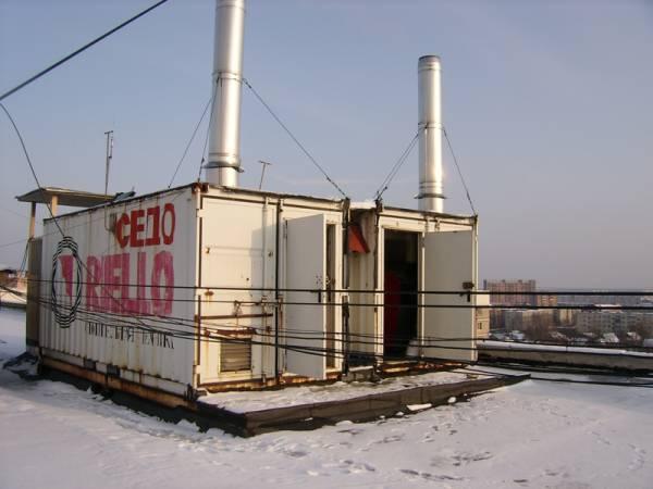газовая котельная на крыше многоэтажного дома отзывы